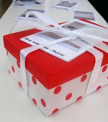 Blog de laura alejandro un regalo de despedida y una - Creatividad para regalar ...