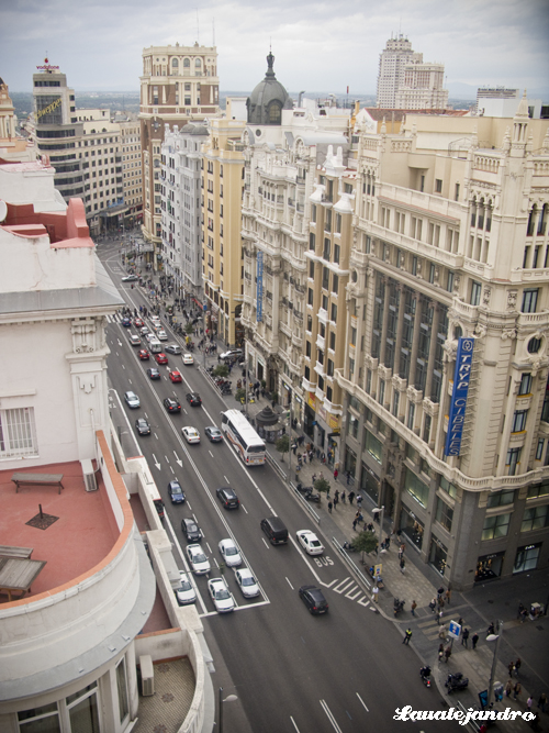 Regreso a Madrid